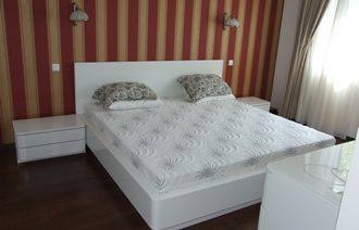 Dormitor la comanda
