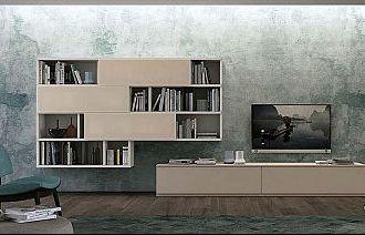 Biblioteci living